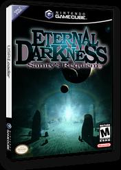 Eternal Darkness: Sanity's Requiem GameCube cover (GEDE01)