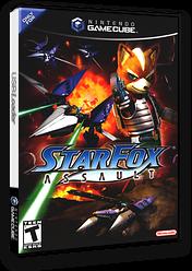 Star Fox: Assault GameCube cover (GF7E01)