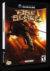 FireBlade GameCube cover (GFBE5D)