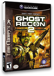 Tom Clancy's Ghost Recon 2 GameCube cover (GGYE41)