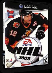 NHL 2003 GameCube cover (GH3E69)