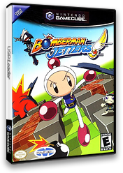 Bomberman Jetters GameCube cover (GJBE18)