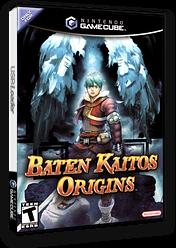 Baten Kaitos Origins GameCube cover (GK4E01)