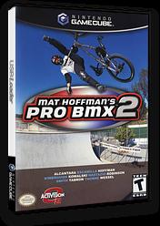 Mat Hoffman's Pro Bmx 2 GameCube cover (GMHE52)