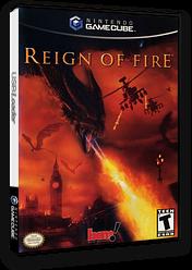 Reign of Fire GameCube cover (GR9E6L)