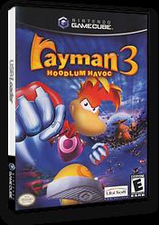 Rayman 3: Hoodlum Havoc GameCube cover (GRHE41)