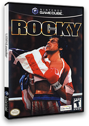 Rocky GameCube cover (GRKE41)
