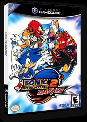 Sonic Adventure 2: Battle GameCube cover (GSNE8P)