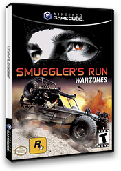 Smuggler's Run: Warzones GameCube cover (GSRE7S)