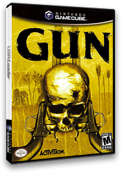 Gun GameCube cover (GUME52)
