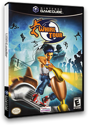 Whirl Tour GameCube cover (GWUE7D)