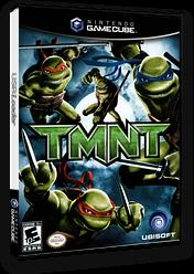 TMNT GameCube cover (GYRE41)