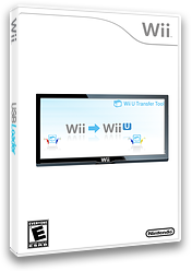 Wii U Transfer Tool Channel cover (HCSE)