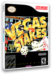 Vegas Stakes VC-SNES cover (JBRE)