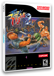 Final Fight 2 VC-SNES cover (JDDE)