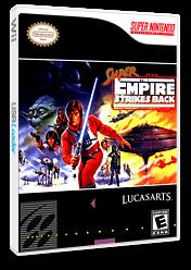 Super Star Wars: The Empire Strikes Back VC-SNES cover (JDJE)