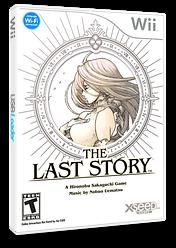 The Last Story (NTSC-U, Japanese Audio) CUSTOM cover (KLSEXJ)