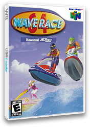 Wave Race 64 VC-N64 cover (NAIE)