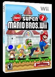 New Super Mario Bros. Wii 2 CUSTOM cover (NSMB02)