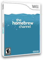 Homebrew Channel Channel cover (OHBC)