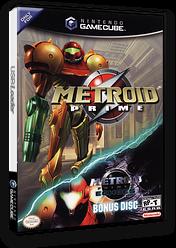 Metroid Prime 2: Echoes (Bonus Disc) GameCube cover (P2ME01)