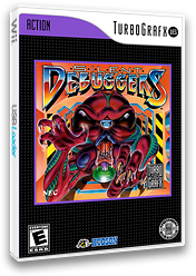 Silent Debuggers VC-PCE cover (PCAE)