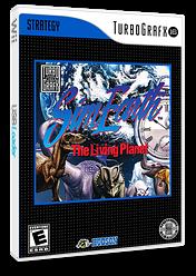 SimEarth: The Living Planet VC-PCE cover (QA3E)