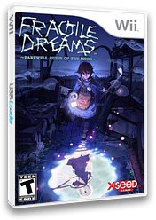 Fragile Dreams: Farewell Ruins of the Moon Wii cover (R2GEXJ)