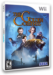 The Golden Compass Wii cover (R5AE8P)