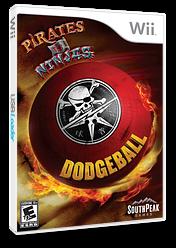 Pirates vs Ninjas Dodgeball Wii cover (R5JES5)