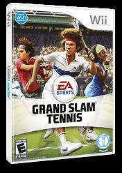 Grand Slam Tennis Wii cover (R5TE69)