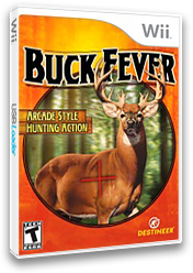 Buck Fever Wii cover (R65ENR)