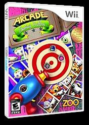 Arcade Shooting Gallery Wii cover (R74E20)
