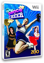 Dream Dance & Cheer Wii cover (R86E20)