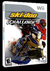 Ski-Doo: Snowmobile Challenge Wii cover (R87EVN)