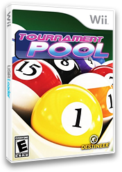 Tournament Pool Wii cover (R8TENR)