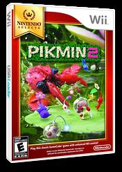 Pikmin 2 Wii cover (R92E01)