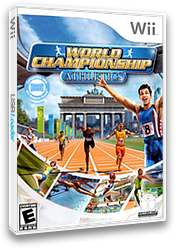 World Championship Athletics Wii cover (R9ME5Z)