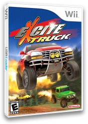 Excite Truck Wii cover (REXE01)