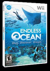 Endless Ocean Wii cover (RFBE01)