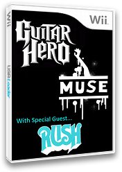 Guitar Hero III Custom:Muse and Rush CUSTOM cover (RG3E52)