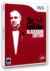 The Godfather: Blackhand Edition Wii cover (RGFE69)