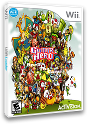 Guitar Hero III Custom :Rock The Games CUSTOM cover (RGGE52)