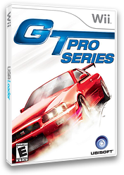 GT Pro Series Wii cover (RGTE41)