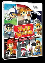Help Wanted: 50 Wacky Jobs Wii cover (RHKE18)
