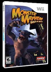 Monster Mayhem: Build and Battle Wii cover (RI7E4Z)