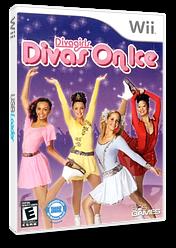Diva Girls: Divas on Ice Wii cover (RI9EGT)