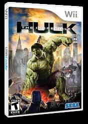 The Incredible Hulk Wii cover (RIHE8P)