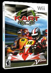 Kart Racer Wii cover (RIIEQH)