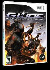 G.I. JOE: The Rise of Cobra Wii cover (RIJE69)